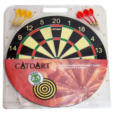 Weekend dartset