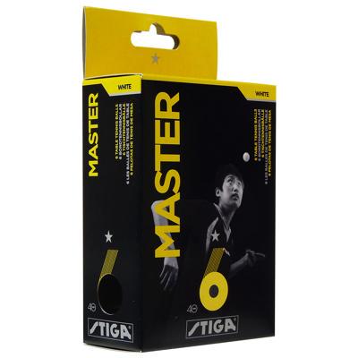 MASTER * HVIT, ESKE A 6 BALLER