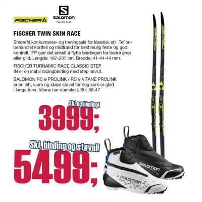 TWIN SKIN RACE MED/STIFF IFP