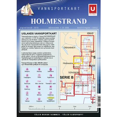 Vannsportkart Holmestrand