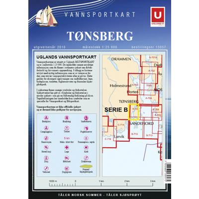 Vannsportkart Tønsberg