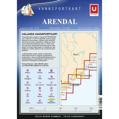 Vannsportkart Arendal