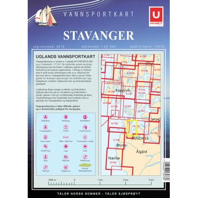 Vannsportkart Stavanger