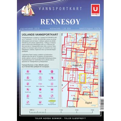 Vannsportkart Rennesøy