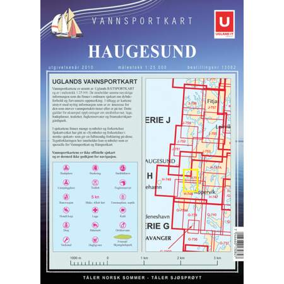 Vannsportkart Haugesund