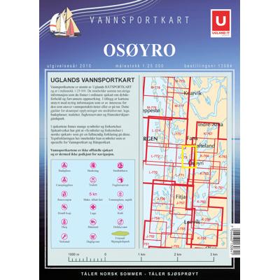 Vannsportkart Osøyro