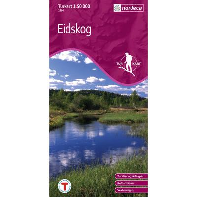 Eidskog 1:50 000