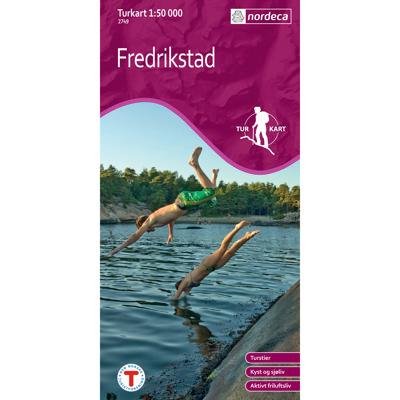 Fredrikstad 1:50 000