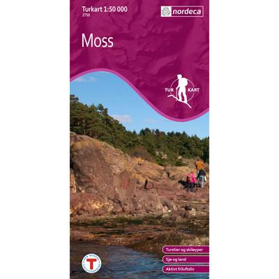 Moss 1:50 000