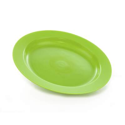 Tallerken Dyp Grønn
