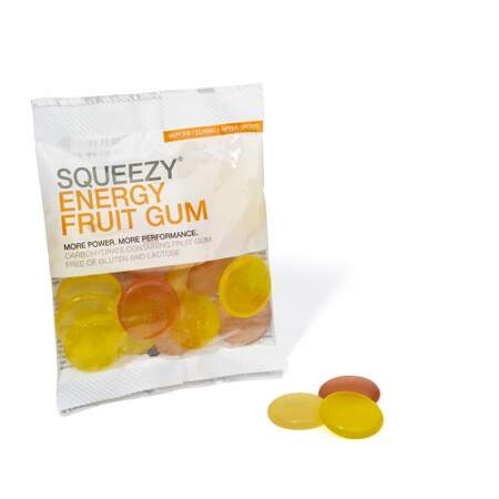 Squeezy Fruit Gum, 25 STK i display