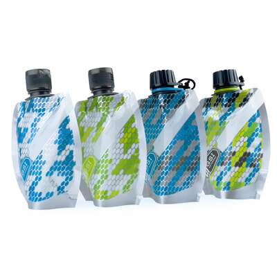 Travel Bottle Soft 4 pc Set