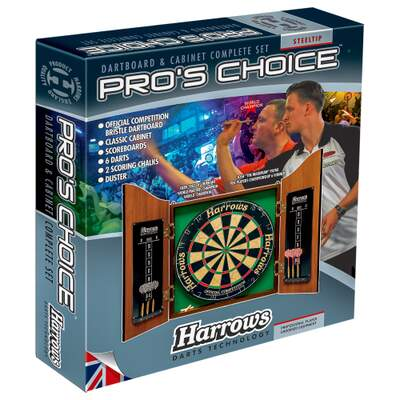Dartsett Pros Choice
