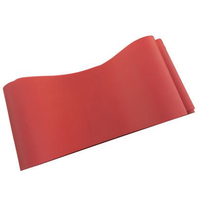Felgbånd Fatbike 100mm Rød (kan smalnes)
