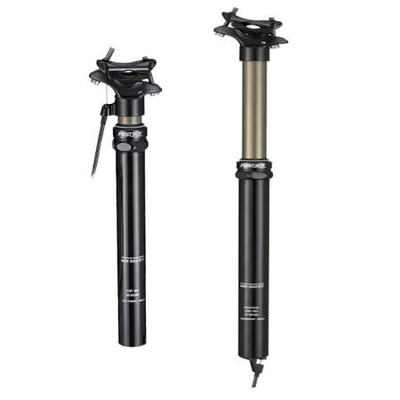 Hydraulisk Heve/Senkepinne m/remote 100/390mm 31,6mm