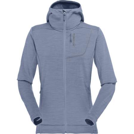bitihorn Powerstretch Zip-Hood  (W)