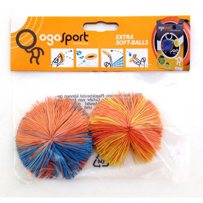 Ogo Sport® Ekstra baller 2 stk