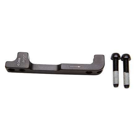 Post Bracket - 40 P (Front 200/Rear 180), Includes StainlessBracket Mounting Bolts