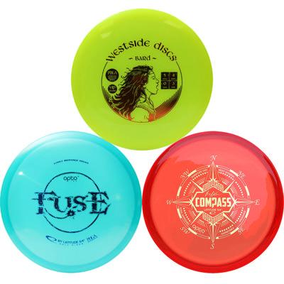 Golf Frisbee T4 Mid-Range