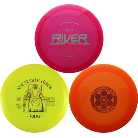 Golf Frisbee T4 Driver