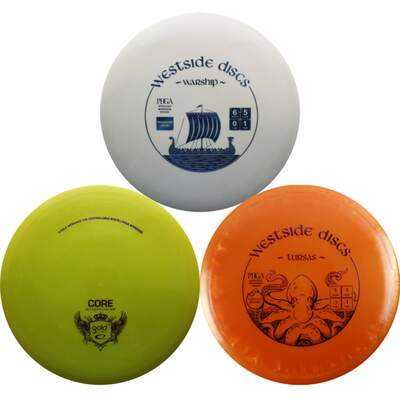 Golf Frisbee T6 Mid-Range