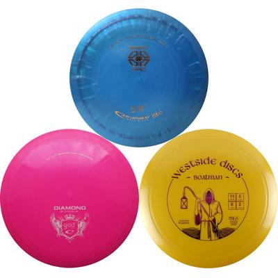 Golf Frisbee T6 Driver