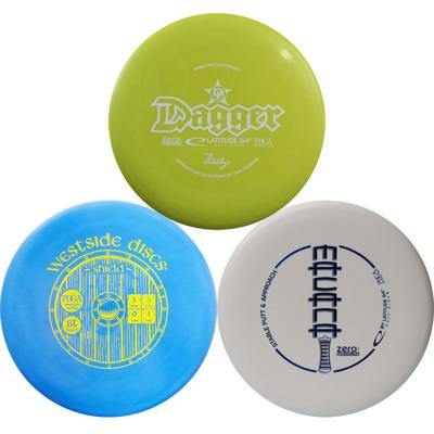 Golf Frisbee T2 Putter
