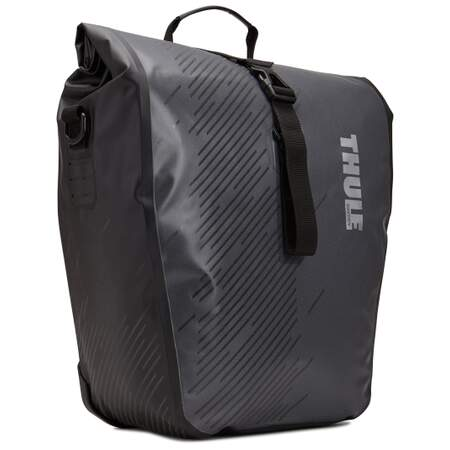 Thule Pack´n Pedal Shield Pannier Large (pair) - Dark Shadow