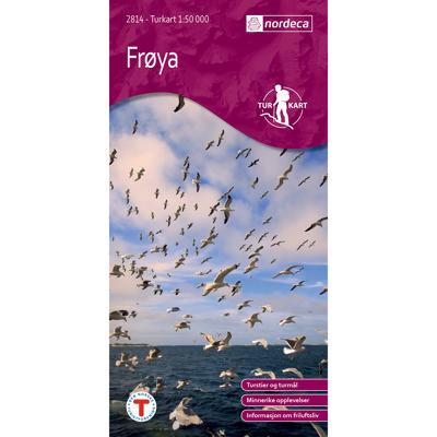 Frøya 1:50 000