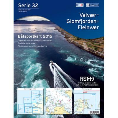 32 - Valvær - Glomfjorden - Fleinvær
