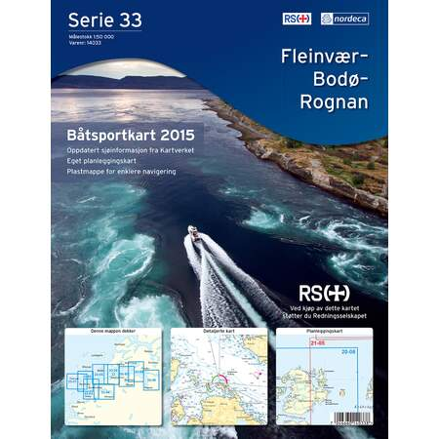 33 - Fleinvær - Bodø - Rognan