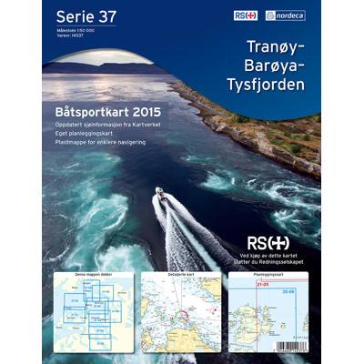 37 - Tranøy - Barøya - Tysfjorden