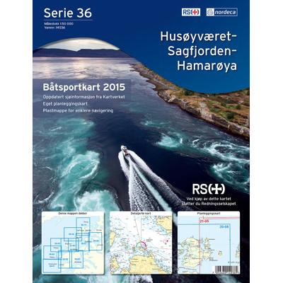 36 - Husøyværet - Sagfjorden - Hamarøya
