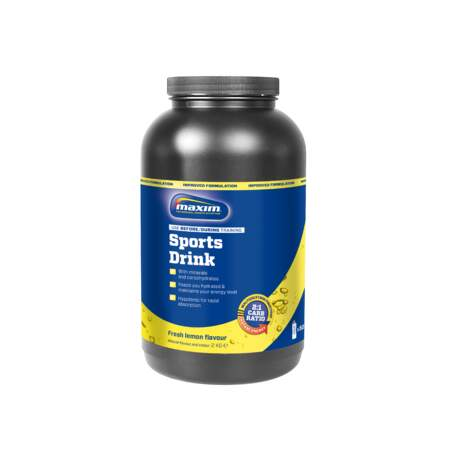 Maxim Sports Drink 2kg Lemon 1 pk a 3 stk