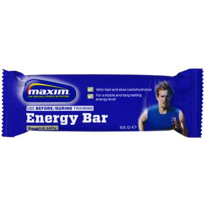 Maxim Energy Bar 55g Sweet&Salty