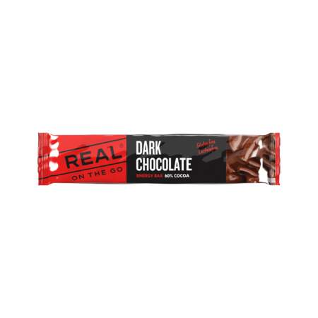 REAL Energy Sjokolade 25 gr