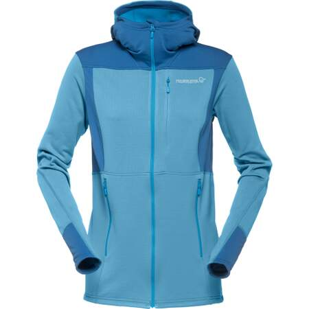 falketindW1 stretch Zip HoodW