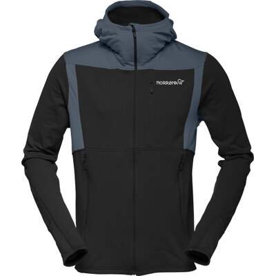 falketindW1 stretch Zip HoodM
