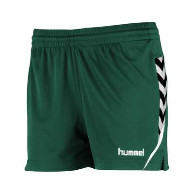 AUTH. CHARGE POLY SHORTS WO