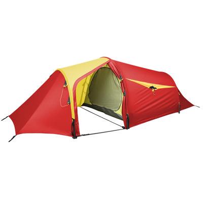 Lofoten X-trem 3 Camp rød/gul