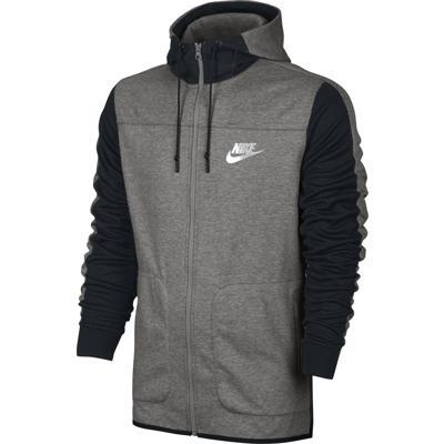 ba7d7b27 Nike - M NSW AV15 HOODIE FZ FLC - Gensere| Sport 1