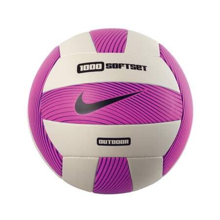 NIKE 1000 SOFTSET OUTDOOR VOLLEYBALL INFLATED WITH BOX