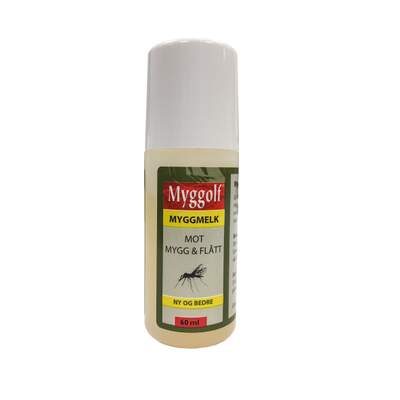 Myggolf myggmelk  60 ml