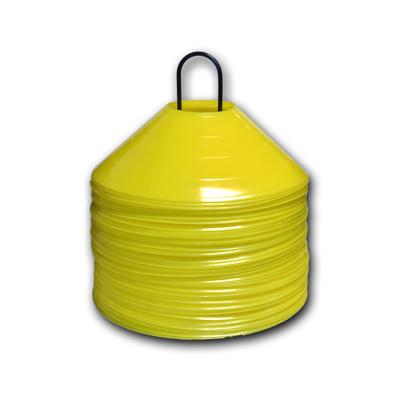 Kinahatter - gul