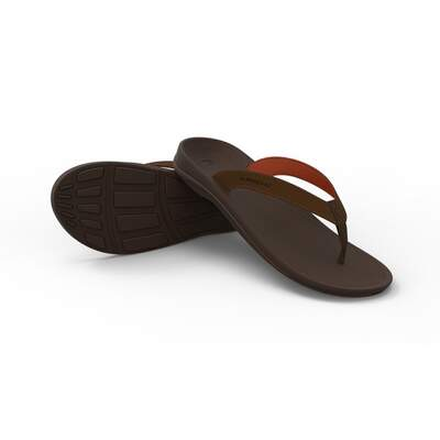 Superfeet sandal Outside Men's BISON