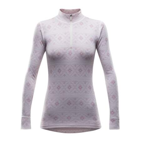 ONA WOMAN HALF ZIP NECK