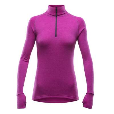 EXPEDITION WOMAN ZIP NECK