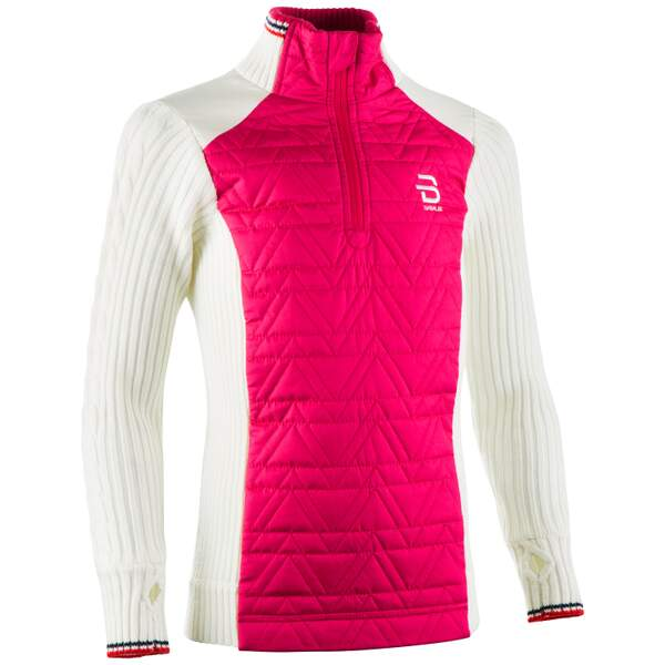 Dæhlie Half Zip Comfy Jr (Bright Rose)
