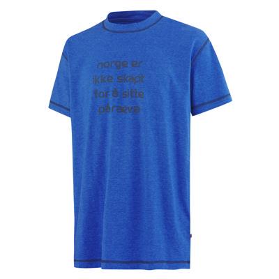 Varde T-shirt m print