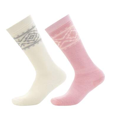 ONA HEAVY KNEE WOMAN SOCK 2PK